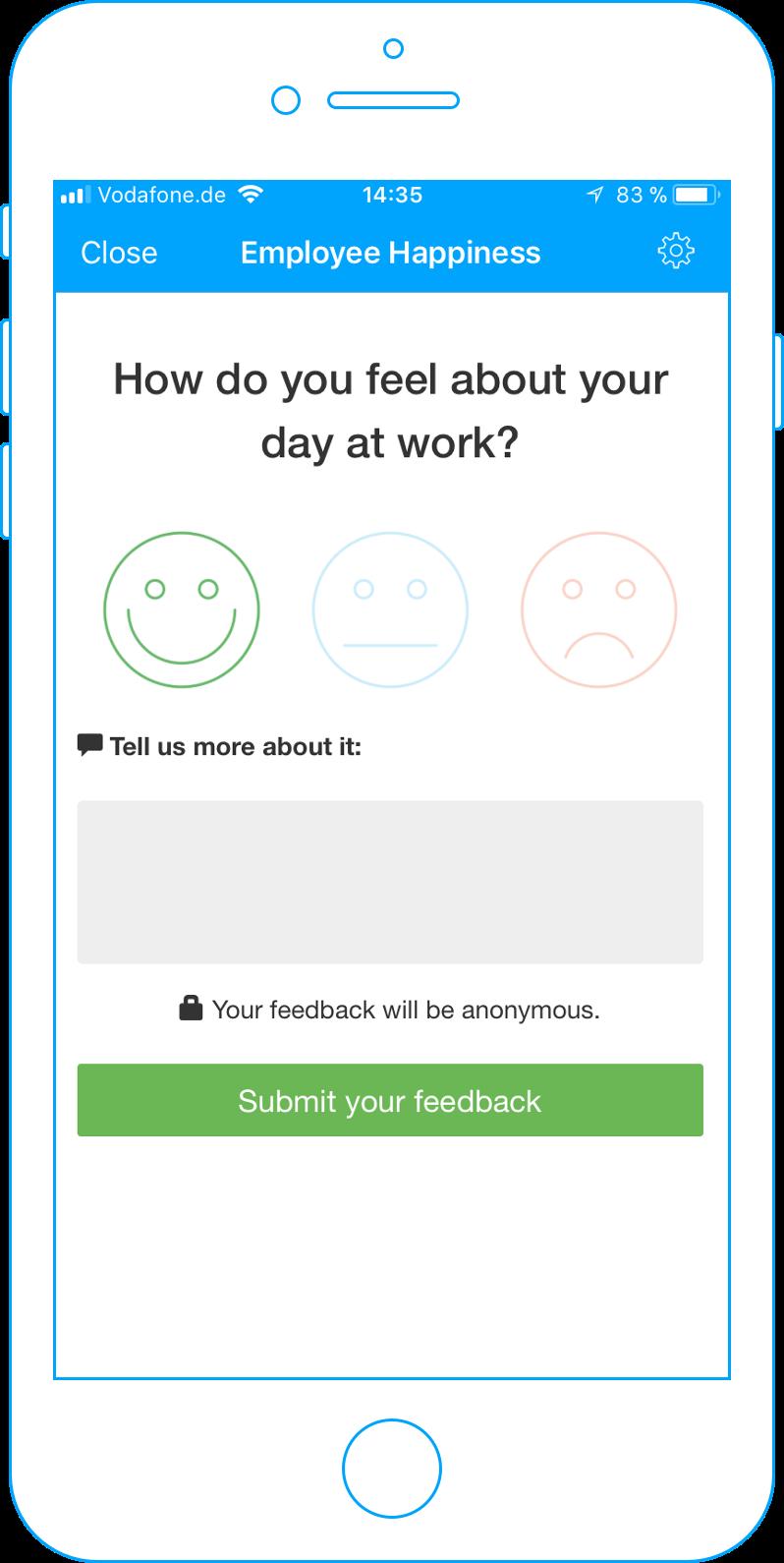 Employee Happiness HOMAG