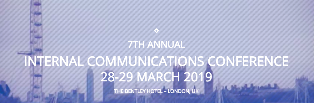7th Annual Internal Communication Conference London