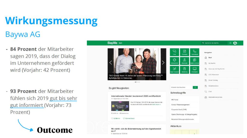 Blog De Wirkungsmessung Outcome Screenshot