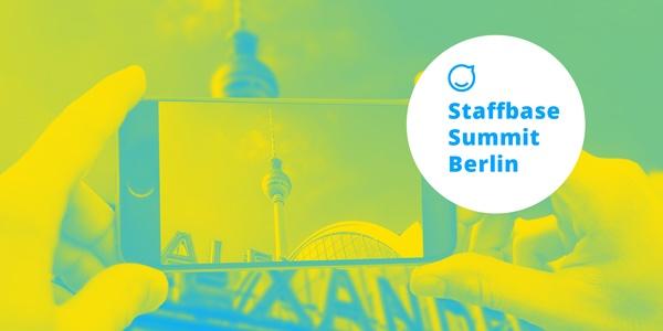 Staffbase Summit 2018 in Berlin