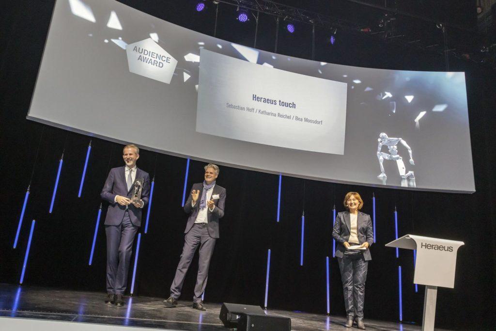 Heraeus Award 2019 Für App & Intranet