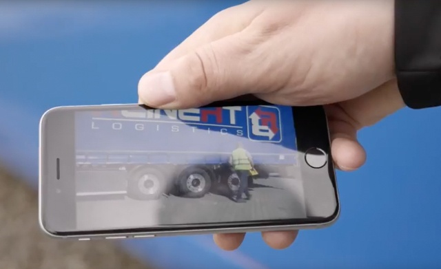Reinert Logistics stellt Schulungsvideos mobil über die Mitarbeiter-App zur Verfügung