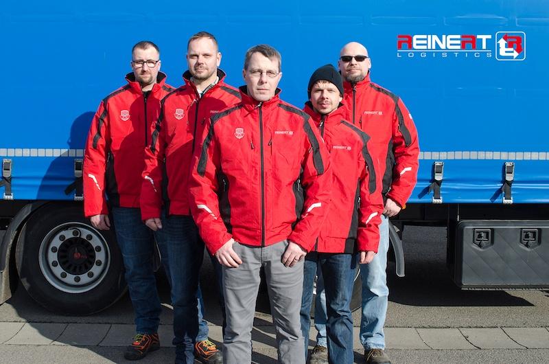 Mitarbeiter wertschätzen bei REINERT Logistics
