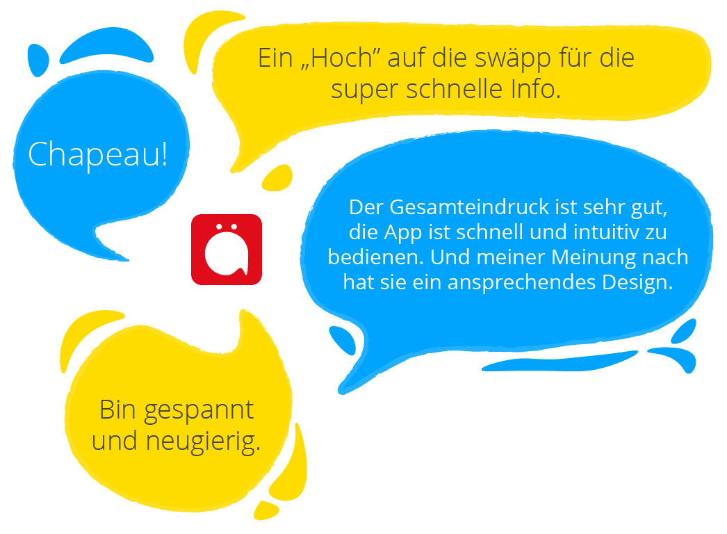 Stadtwerke Konstanz, Mitarbeiter-App, Userstimmen