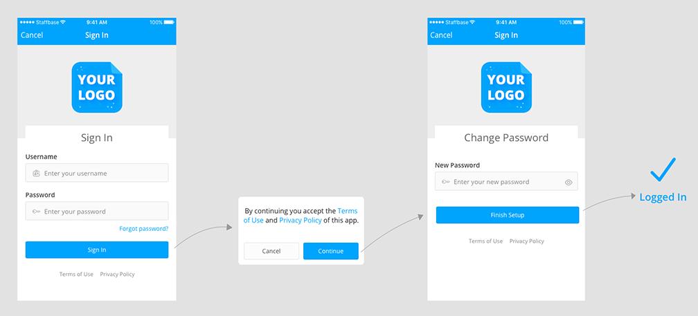 Neue Onboarding-Methode für alle Nutzer, selbst die ohne E-Mail-Adresse