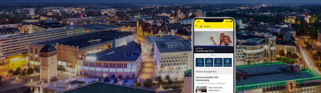 Stadtverwaltung Chemnitz Pressemitteilung Blog 1 Bei Benutzung Dirk Hanus Benennen
