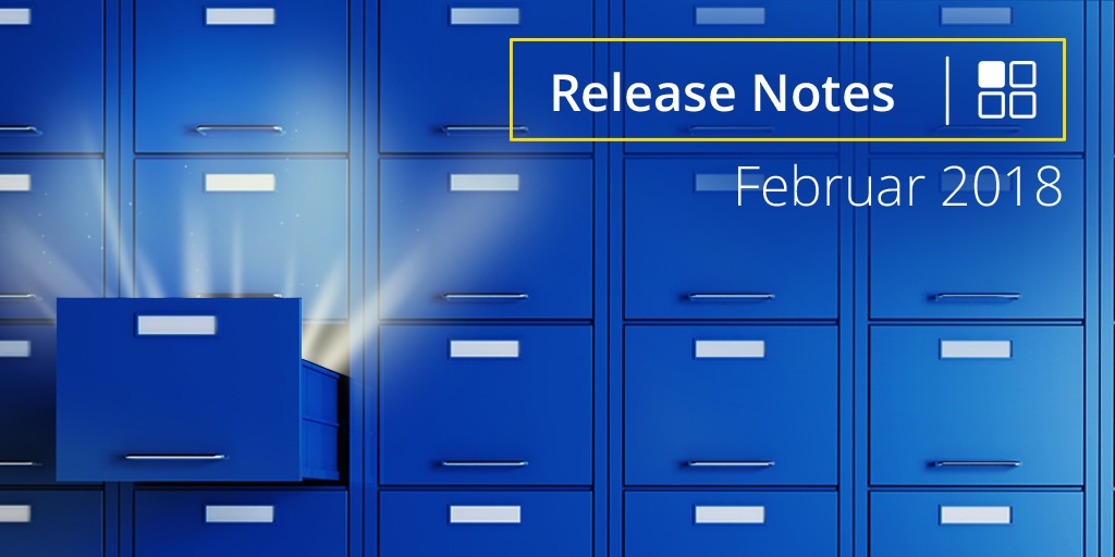 Staffbase Release Notes Februar 2018