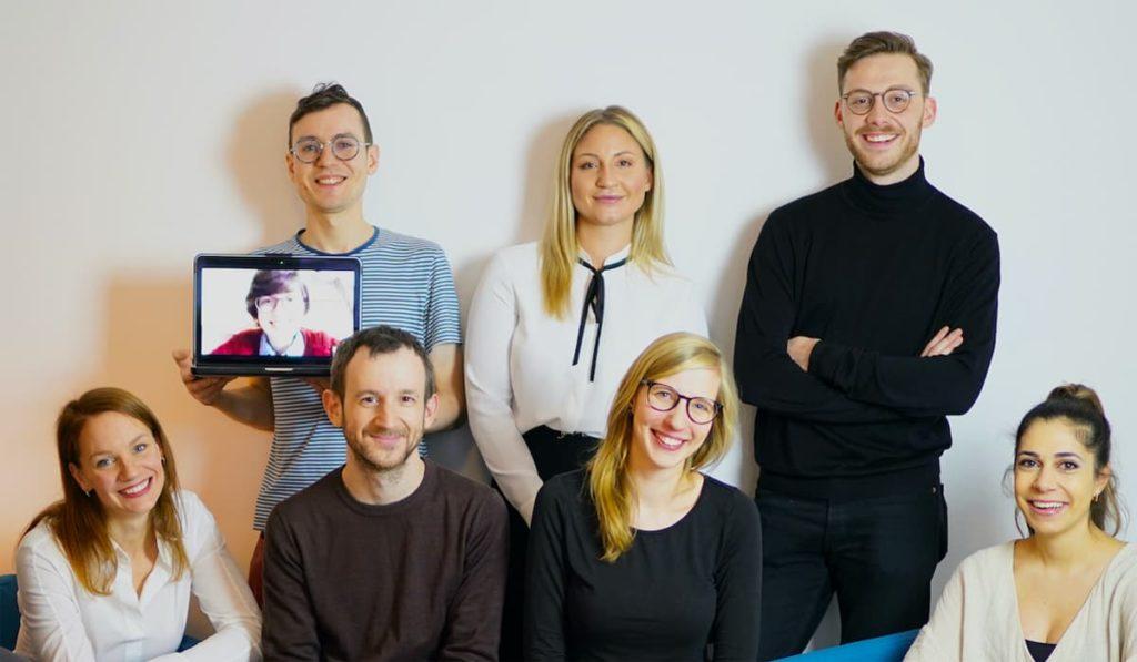 Das Team von teambay aus Berlin ist jetzt Teil von Staffbase