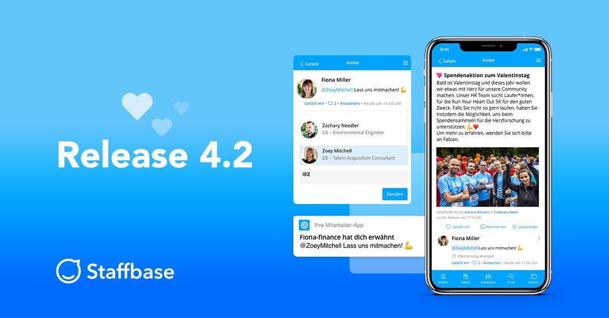 Release Version 4.2