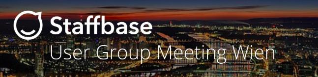 Community Meeting Staffbase Wien