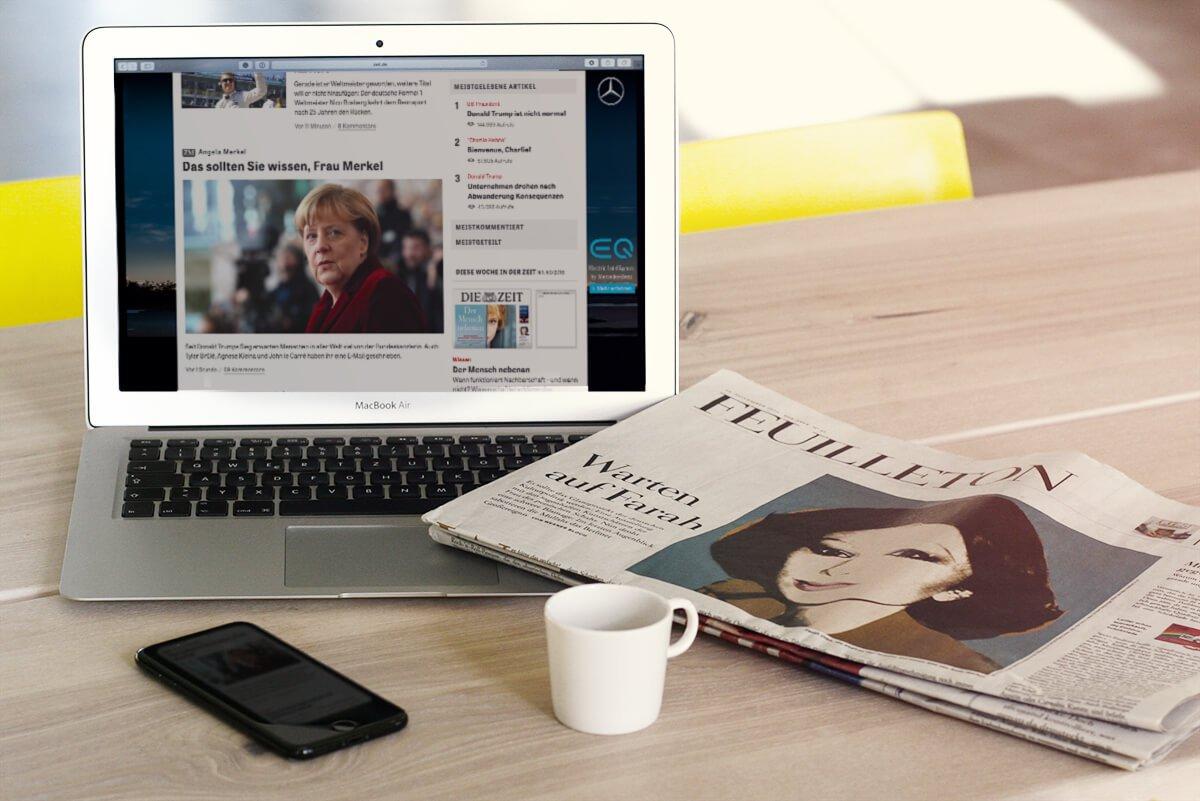 Mitarbeiter-App va. gedrucktes Mitarbeitermagazin