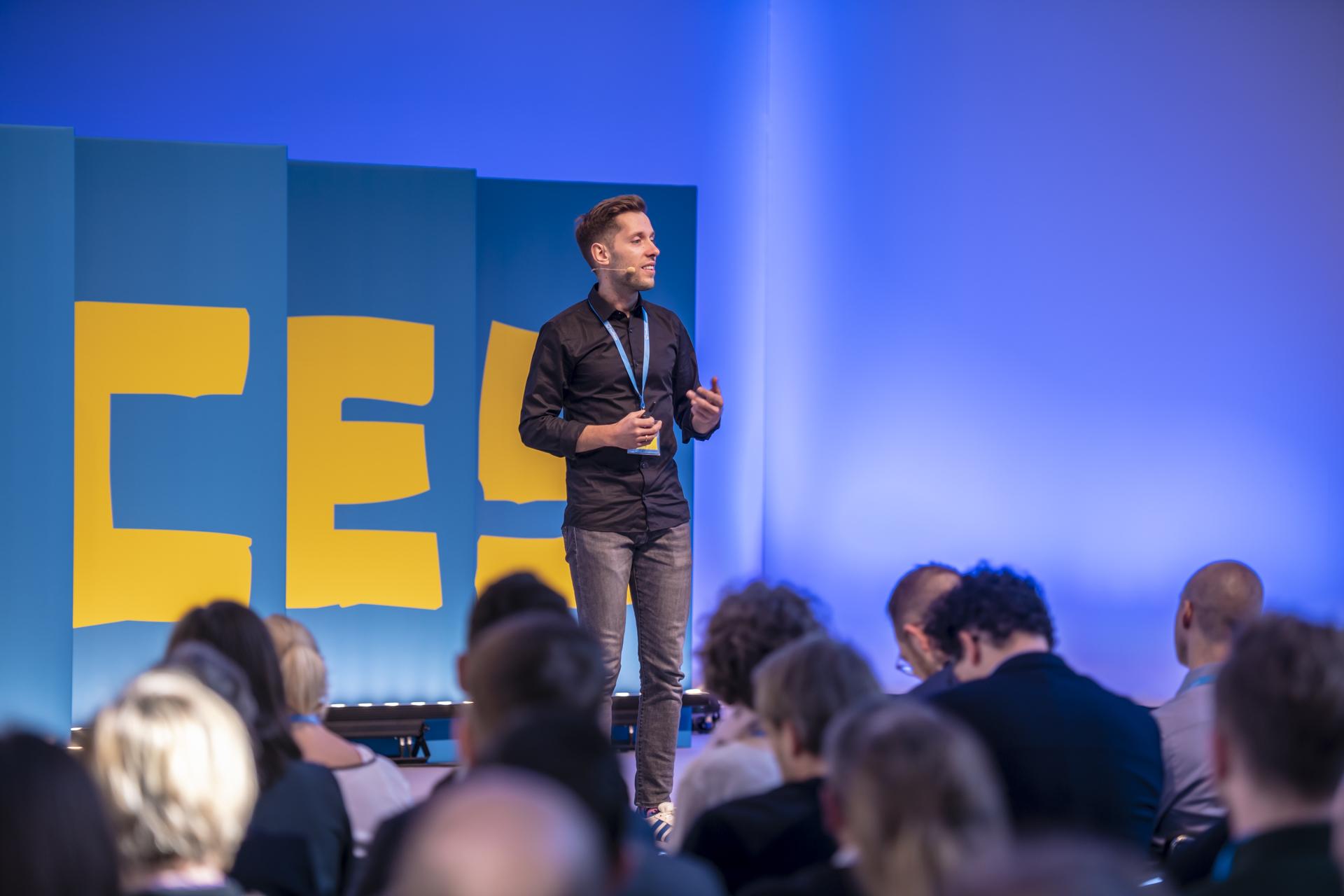 VOICES Vortrag CEO Martin Böhringer