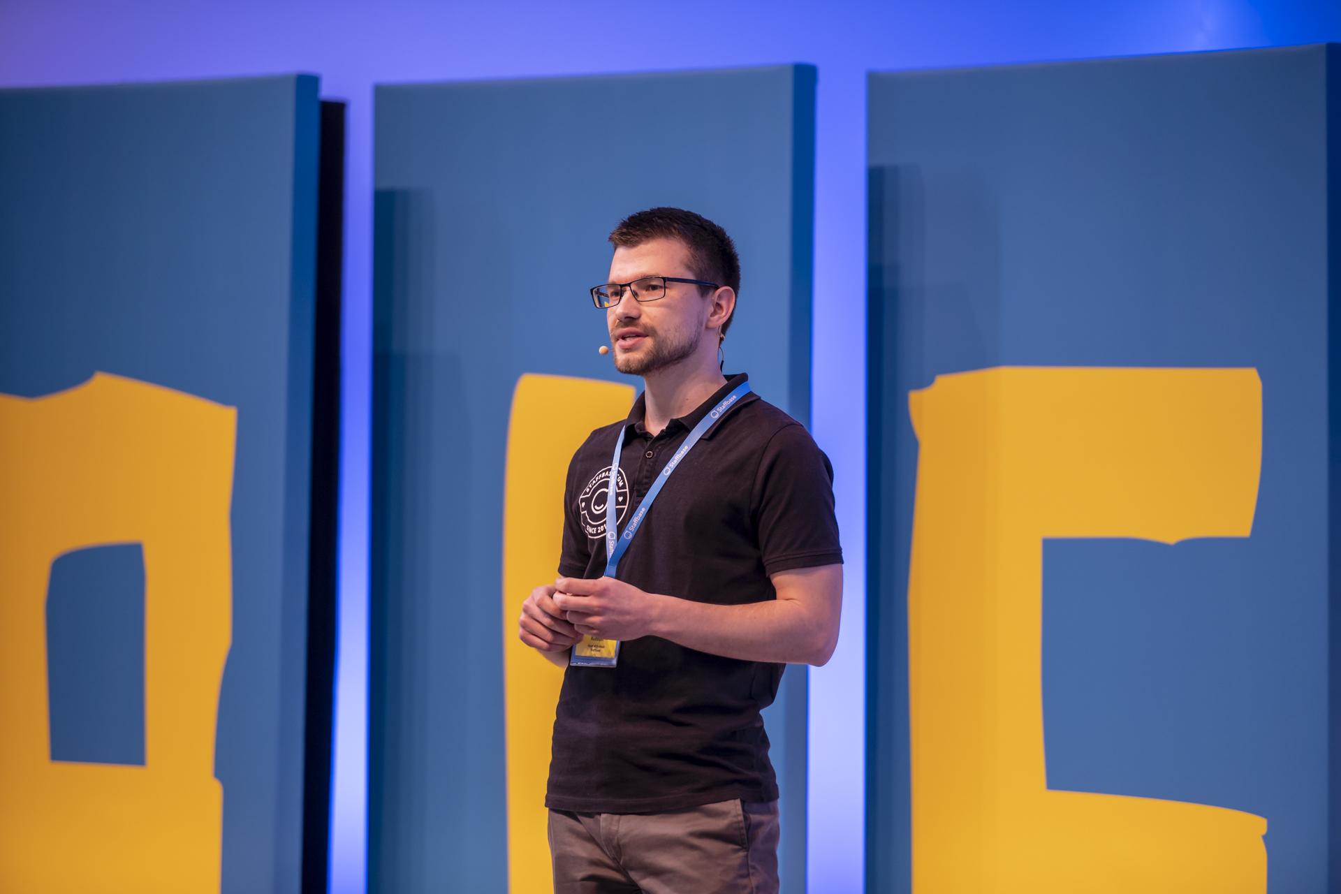 VOICES Patrick Vortrag zum Produkt