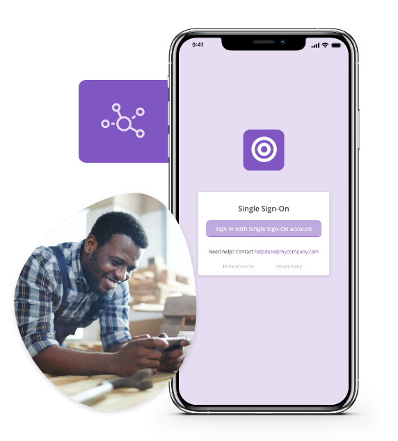 Nutzermanagement mit Single-Sign-On in der Staffbase Mitarbeiter-App