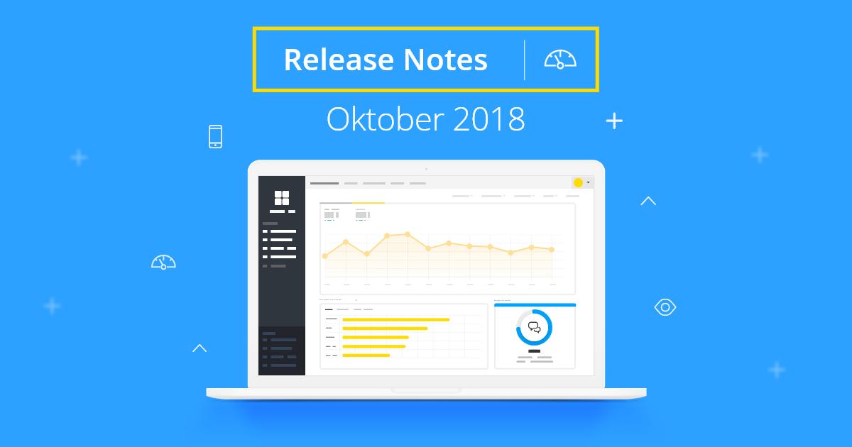 Release Blog 2018 October De