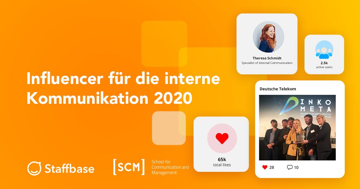 20200120 Webinar Scm Influencer