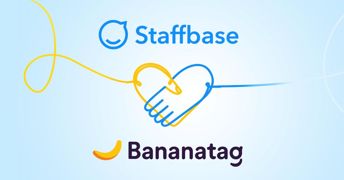 Bananatag und Staffbase