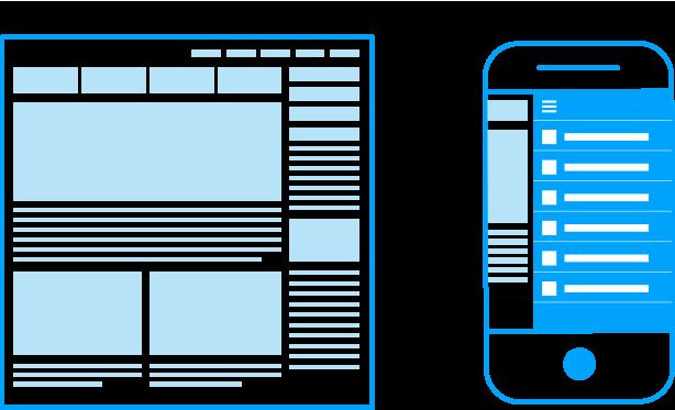 Classic intranet vs. Mobile Intranet