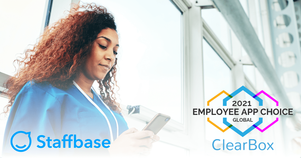 ClearBox Staffbase 2021 Global Employee App Choice
