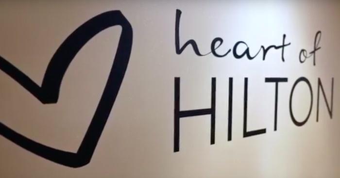 Hilton Vienna, Employee App, Employee Happiness