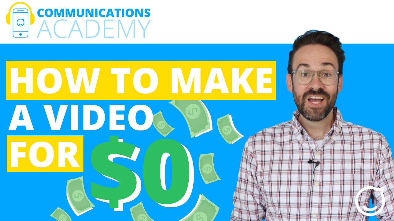 How To Make A Video for $0