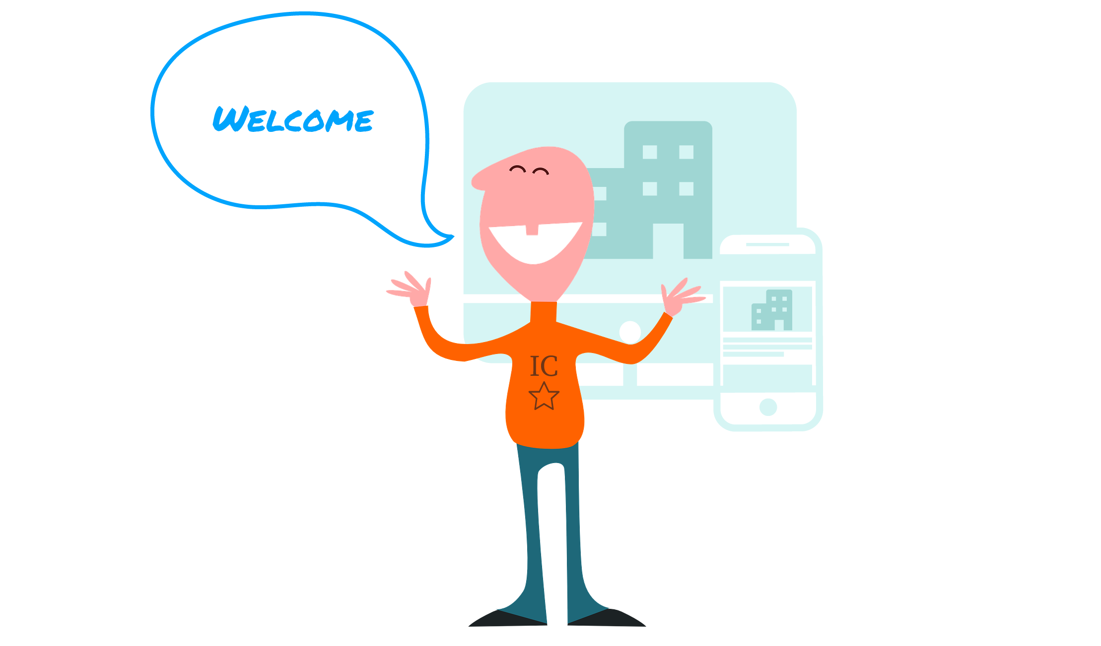 Ic Welcome Front Door Intranet