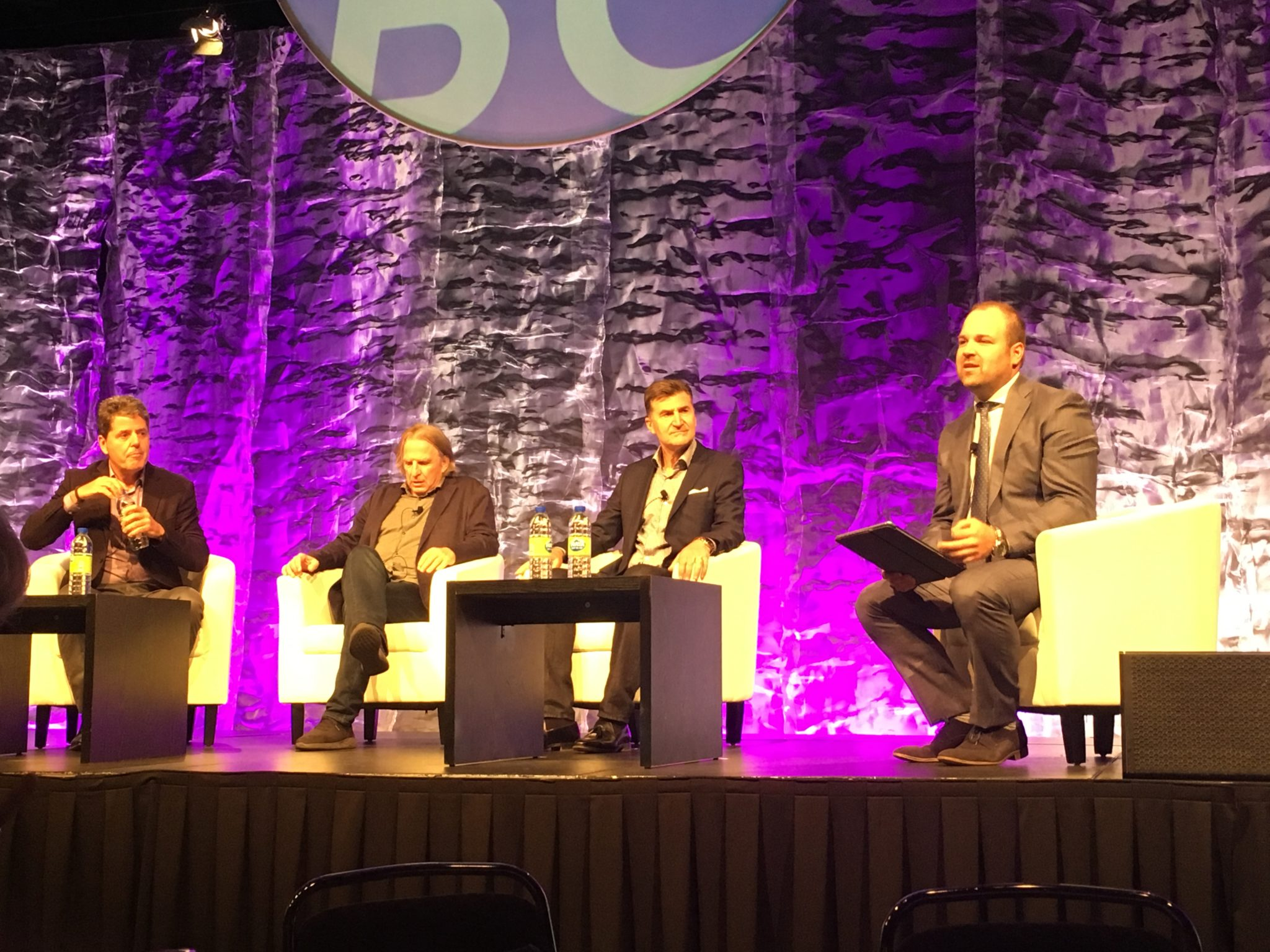 CEO Panel iabc world conference