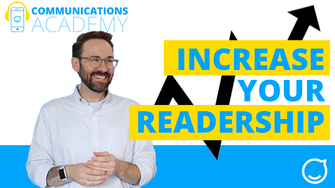 3 Tips to Increase Readership
