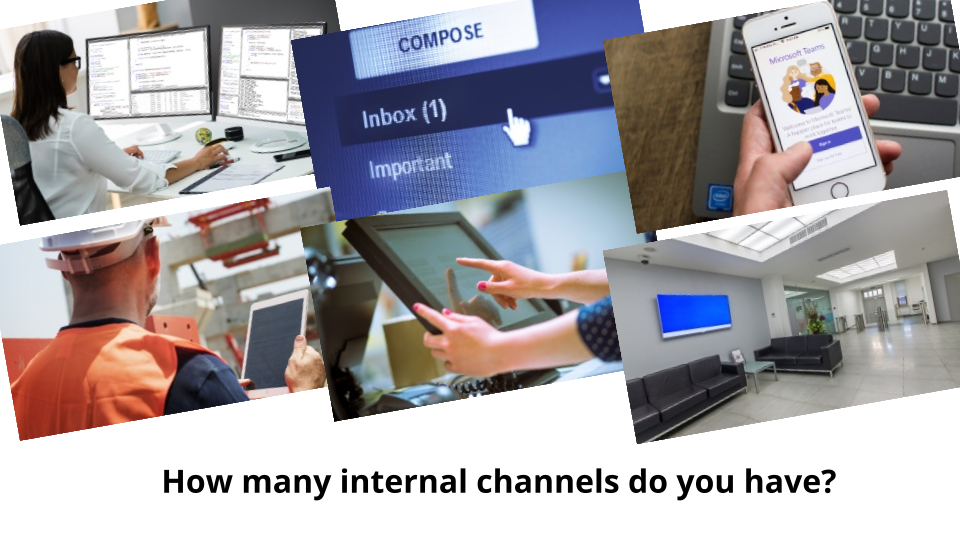 "An illustration asking the question: ""How many digital channels do you have?"""
