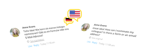 Multilingual App