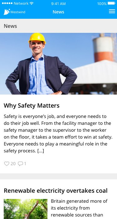 Employee App Safety Culture