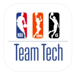 NBA Team Tech App