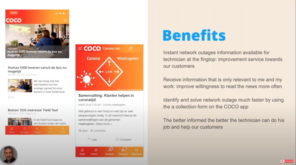 Coco App for Corona News