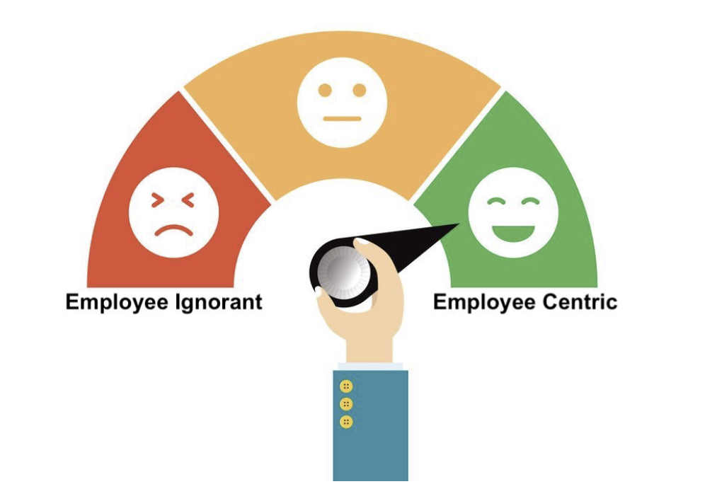 Employee-centric content is the right direction when building an intranet.