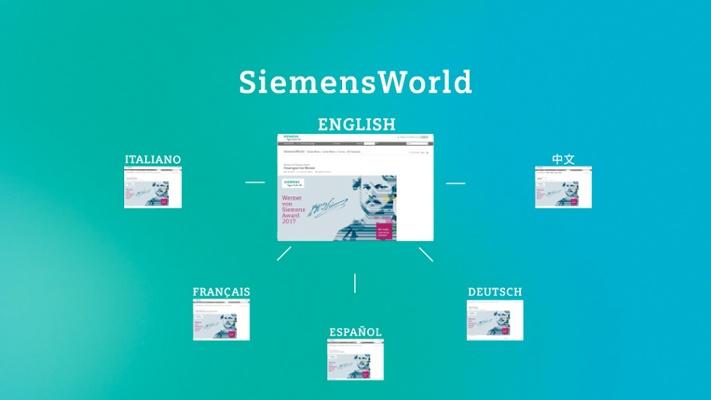 Siemens World App