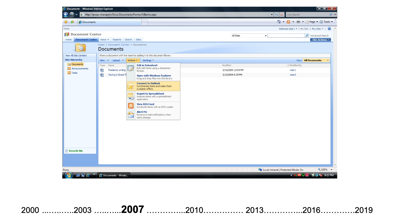 SharePoint 2007