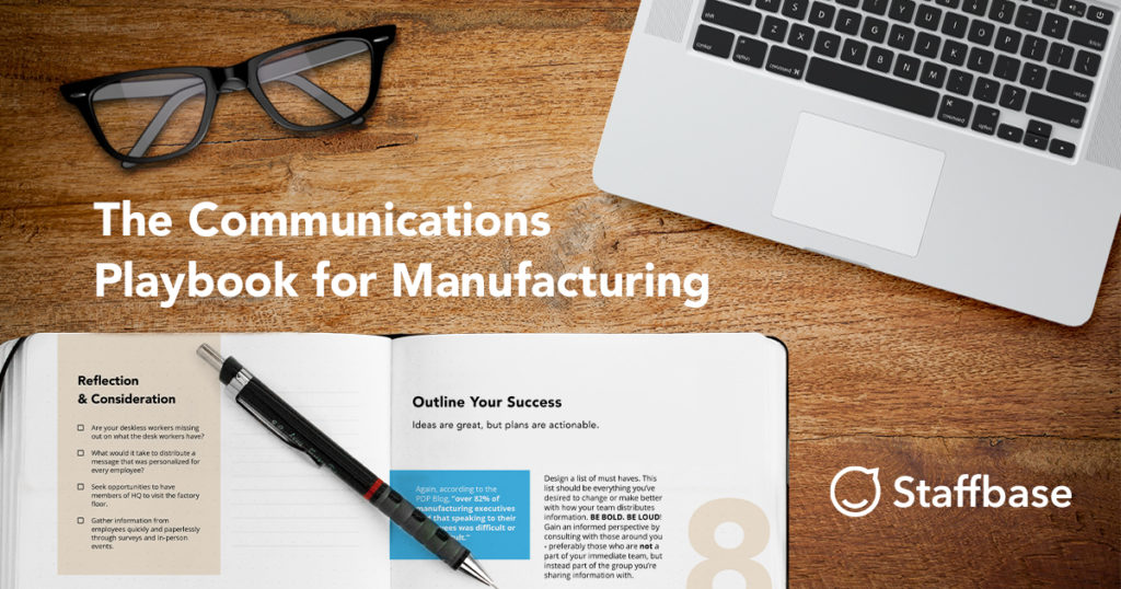 Staffbase The Communication Playbook For Manufacturing 3 2