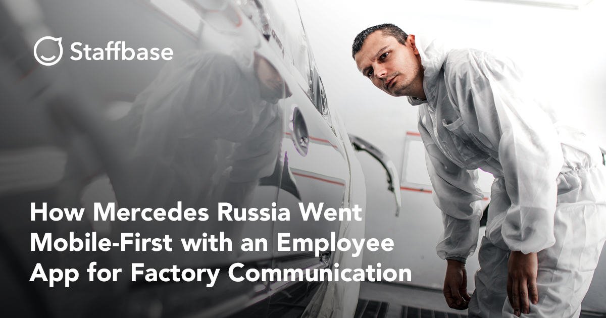 Staffbase Feature Image Blog Post Mercedes Russia