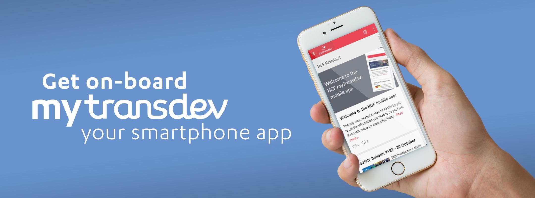 MyTransdev employee app