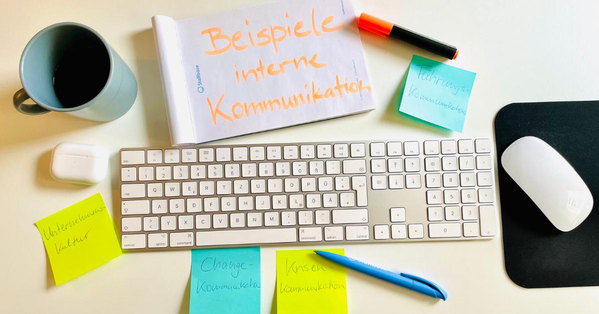 Beispiele für erfolgreiche interne Kommunikation