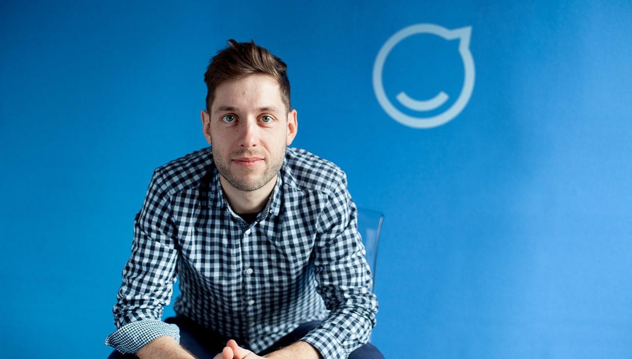 Staffbase CEO Portrait Dr. Martin Böhringer