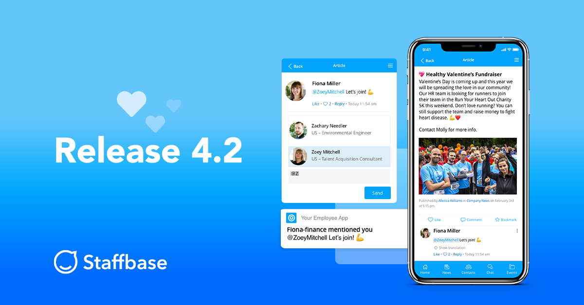 Release Version 4.2
