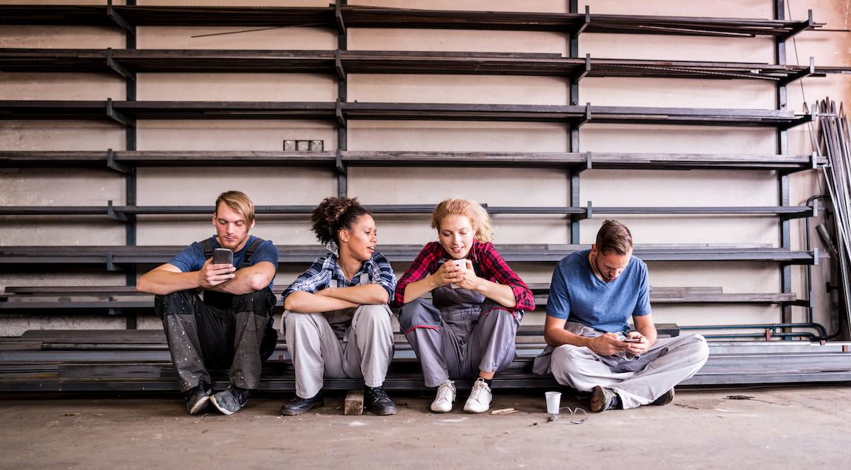 Das Smartphone ist für Generation Z der wichtigste Informationskanal