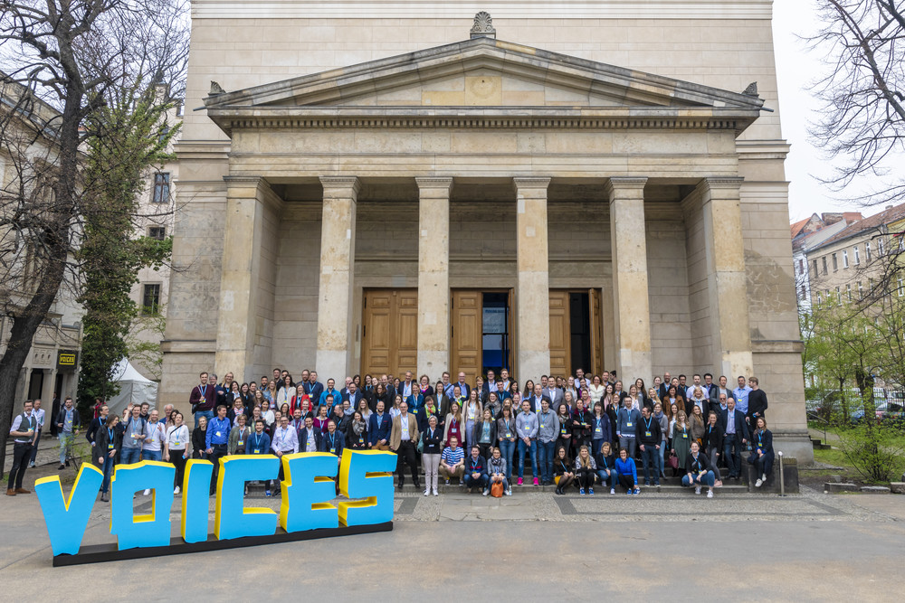 VOICES Konferenz powered by Staffbase