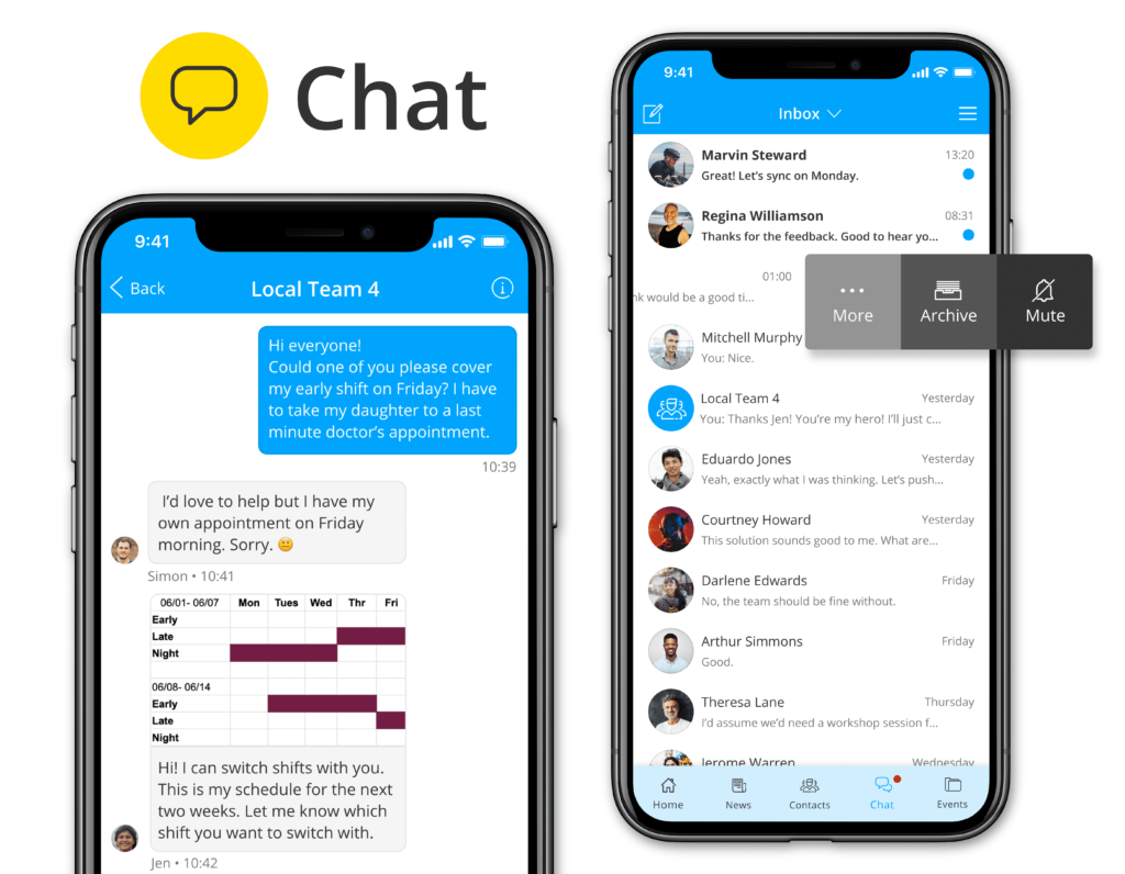 Chat Instant Messanger for Business