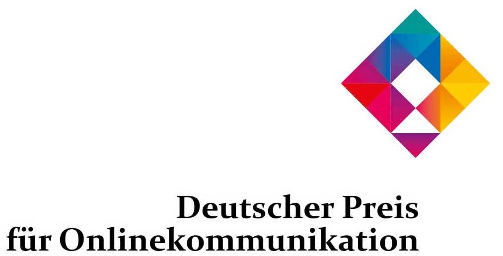 Deutscher Preis Fuer Onlinekommunikation