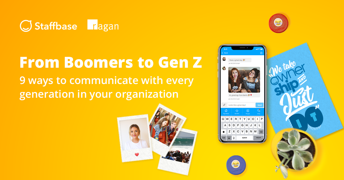 From Boomers to Gen Z - How to Communicate with All Generations