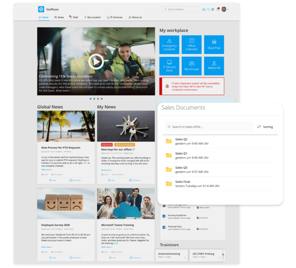 Microsoft Document Library