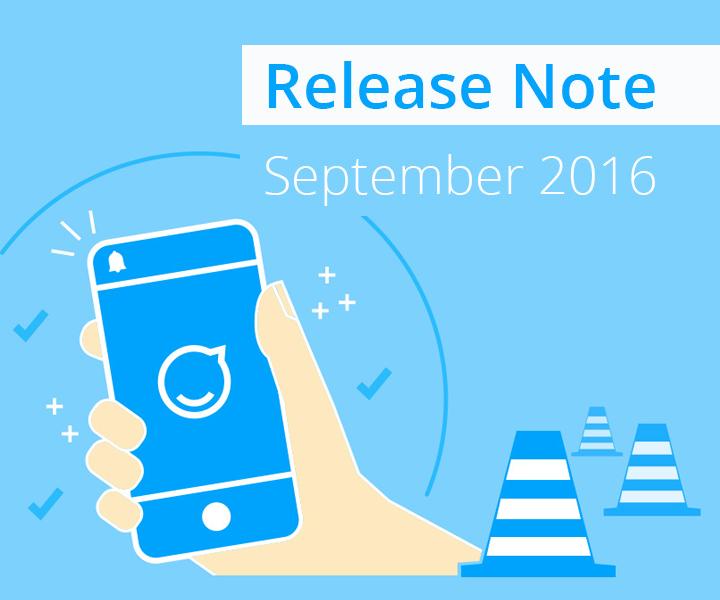 Release Staffbase September 2016
