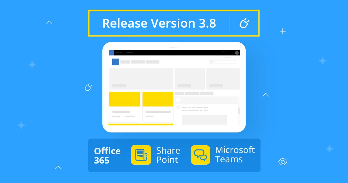 Staffbase Release 3.8